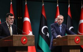 Libya score-settling moves closer to Turkey's borders - by Fehim Tastekin 26