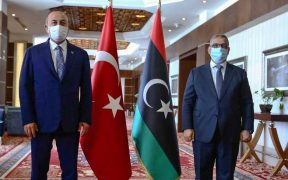 Turkey's militarized Africa opening fuels influence wars 22