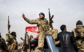 Syrian civil war gives a lifeline to the Erdoğan regime 20