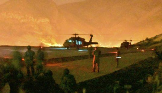 Kurdish militants claim to have shot down Turkish helicopter in Iraq 66