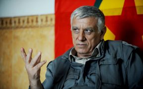 Rumours of PKK leader's death scotched as relations between Turkey and Iraq detariorate 23