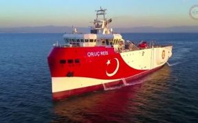 Egypt says Turkish seismic survey plans in Mediterranean could encroach on its waters 23