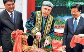 How will Erdogan's neo-Ottoman ambitions annoy China? - by Francesco Sisci 19