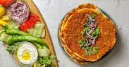 How to make lahmacun: Turkish flatbreads with a meat and vegetable topping 16