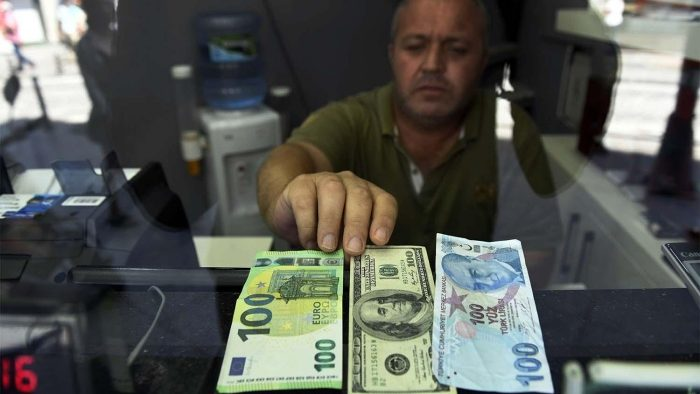 Could the Turkish lira fall to 100 to the dollar? 62
