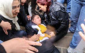 Turkey convicts pro-Kurdish lawmaker Remziye Tosun on terror charge 22