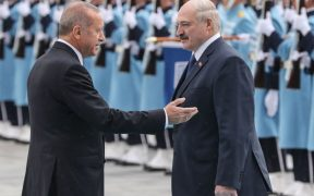 Belarus's Lukashenko and Turkey's Erdogan Are Laughing at the EU 21
