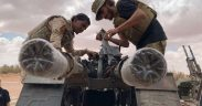 Libya's top diplomat urges withdrawal of foreign fighters 22