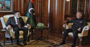 Why is Turkey acquiescing to Egypt's role in Libya? 23