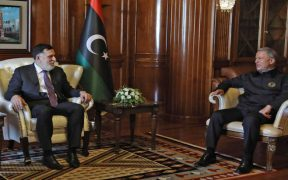 Why is Turkey acquiescing to Egypt's role in Libya? 21