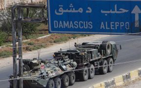 Turkey's military deterrence breaks down in Syria's last rebel stronghold 26