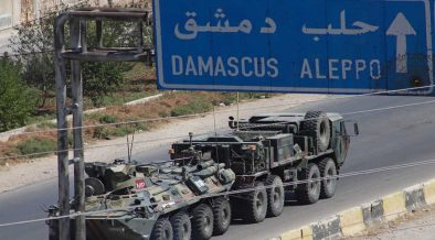 Turkey's military deterrence breaks down in Syria's last rebel stronghold 23
