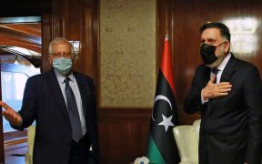 Possible resignation of Libya's PM raises questions over Ankara-Tripoli ties 22