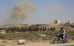Russia escalates strikes in northwest Syria, Turkey sends reinforcements ahead of summit 88