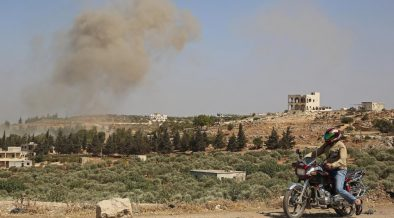 Russia escalates strikes in northwest Syria, Turkey sends reinforcements ahead of summit 47