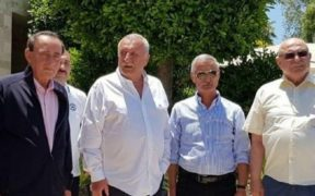 Mob boss, ex-interior minister, former general implicated in dirty war against Kurds meet in resort town 23