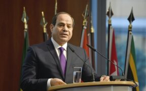 Egypt's president signs strategic maritime deal with Greece 21