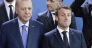 Erdogan and Macron benefit greatly from the clashes between them 12