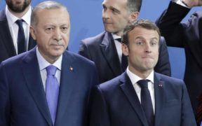 Erdogan and Macron benefit greatly from the clashes between them 31