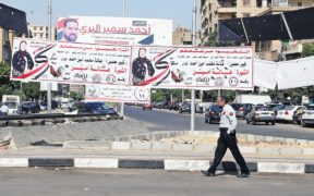 No contest - Another sham election highlights Egypt's problems 28