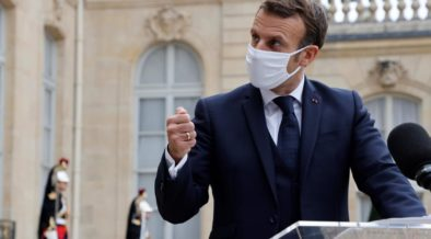 Inside Macron's diplomacy: Tension, turf wars and burnouts 29