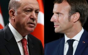 Erdogan tells Macron to undergo 'mental checks' 30