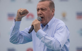 Erdogan Fueling Hostility Against the West 22