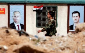 Russia and the war in Syria: In for the long haul 20