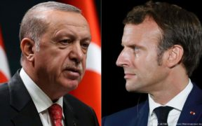 The French-Turkish spat that could 'widen the civilizational divide' 20