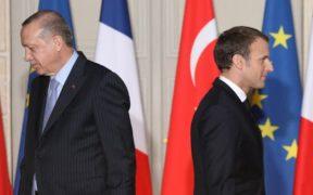 Turkey's Erdogan renews call for France's Macron to undergo mental checks 30