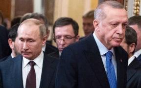 Cracks in Turkish-Russian ties begin to show 25
