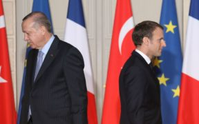 Tensions rise as Turkey and the West drift apart 62