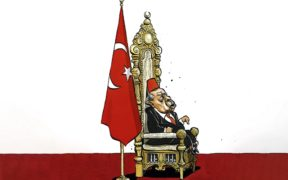 Erdogan's game: why Turkey has turned against the West 61