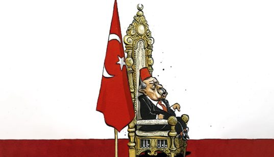 Erdogan's game: why Turkey has turned against the West 21