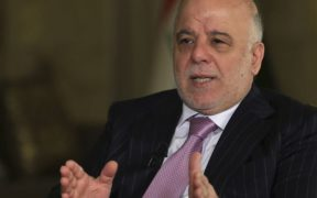 """`Tehran and Ankara buy it`- Al-Abadi: Obama Turn The """" Great Middle East"""" to Remote of Sectarianism - Exclusive Interview with Haider Al-Abadi. 24"""