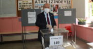 Turkey-backed hardliner beats left-wing incumbent in Turkish Cypriot runoff 22