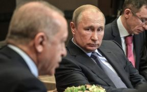 Erdogan's Ottoman dreams will fall foul of Putin 21