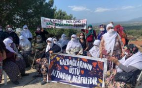 Turkey's Mount Ida: The frontline between mining giants and local people 30