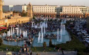 As oil prices dive, Iraqi Kurds seek to diversify economy 23