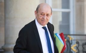 French FM accuses Turkey of trying to 'whip up hatred' against France 27