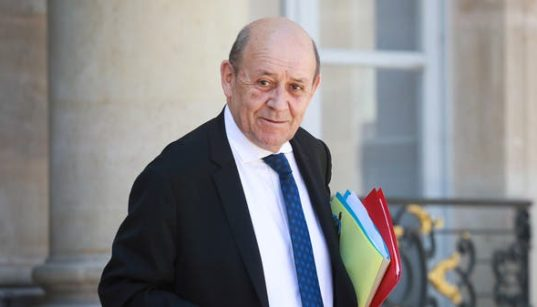 French FM accuses Turkey of trying to 'whip up hatred' against France 63