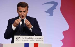 'We're not Hungary, Turkey or somesuch': Macron rejects 'illiberal' accusations 21