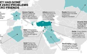 How Erdogan steered Turkey from 'zero problems' to zero friends 21