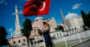 Turkey accuses Canada of 'double standard' after suspension of arms exports 22
