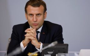Macron blames Russia and Turkey for bolstering anti-French sentiment in Africa 22