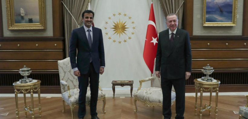 Qatar to invest billions of dollars in Turkey amid currency crisis 34