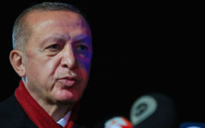 Caught between a rock and a hard place, Erdogan seeks a way out 30