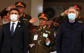 Egypt works to alter Turkey's Libya road map 28