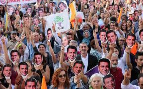 Europe human rights court calls on Turkey to release Demirtas 21