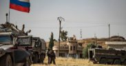 Russia sents more officers to Syria where Turkish, Kurdish forces clashed 23